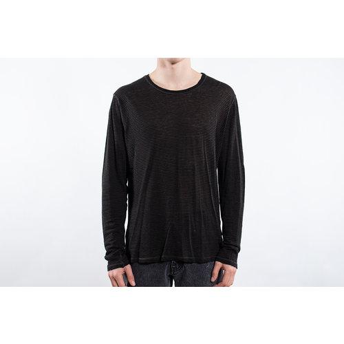 Roberto Collina Roberto Collina Longsleeve T-Shirt / RA68001 / Bruin