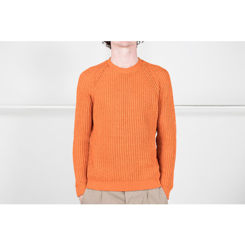 Roberto Collina Roberto Collina Sweater / RA30201 / Orange