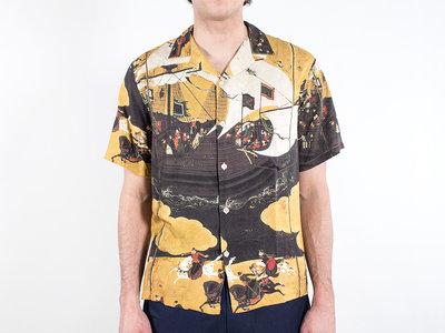 Portuguese Flannel Portuguese Flannel Shirt / Japan / Yellow