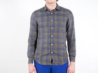 Portuguese Flannel Portuguese Flannel Shirt / Alpaca / Green