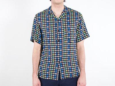 Portuguese Flannel Portuguese Flannel Overhemd / Past Future / Blauw