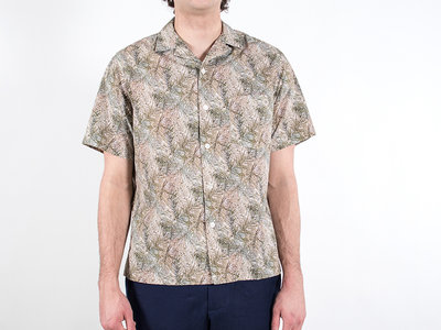 Portuguese Flannel Portuguese Flannel Overhemd / Pine / Groen