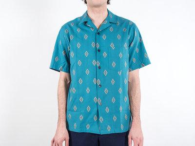 Portuguese Flannel Portuguese Flannel Overhemd / Vince / Blauw