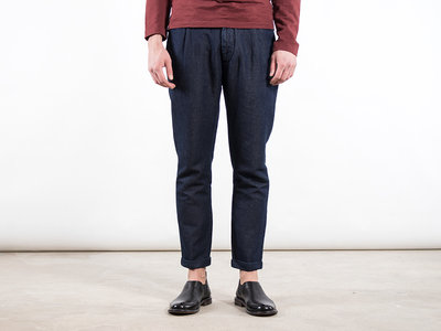Myths Myths Trousers / 19M19L50 / Blue