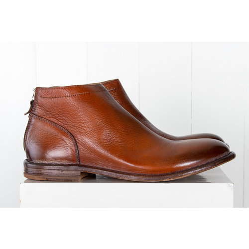 Moma Moma Ankle Boot / 22903 / Cognac