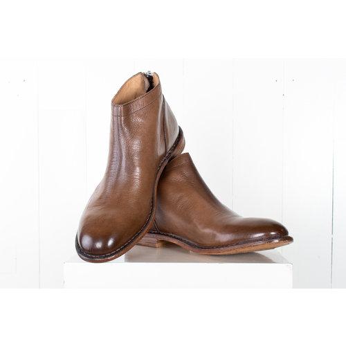 Moma Moma Ankle Boot / 22903 / Ecru