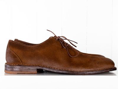 Moma Moma Lace-up Shoe / 24901 / Brown
