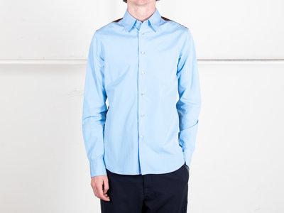 Marni Marni Overhemd / CUMU0056Q0S49305 / Blauw