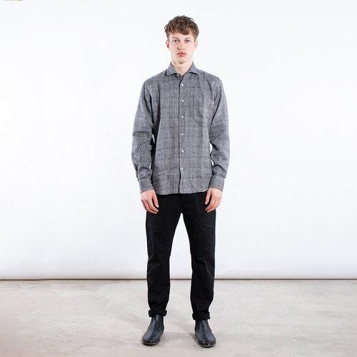 Inis Meain Inis Meain Shirt / CC125 / Grey