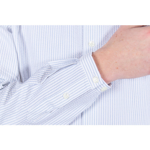 Homecore Homecore Overhemd / Paul Stripes / Blauw