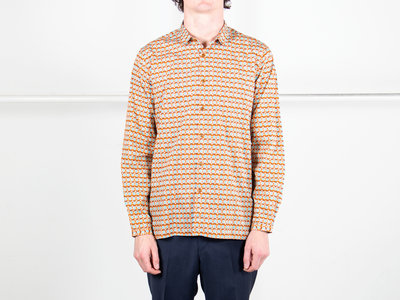 Homecore Homecore Shirt / Paul Ethnic / Red