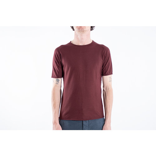 Hannes Roether Hannes Roether T-shirt / Fasio / Rood