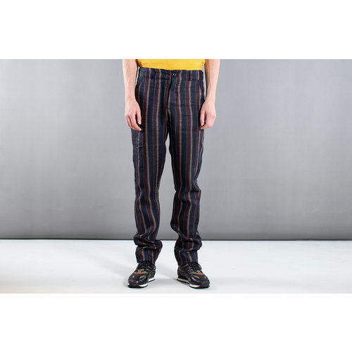 Hannes Roether Hannes Roether Trousers / Track.665 / Blue