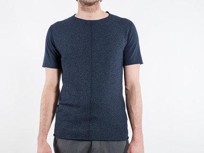 Hannes Roether Hannes Roether T-shirt / Kabine / Blue
