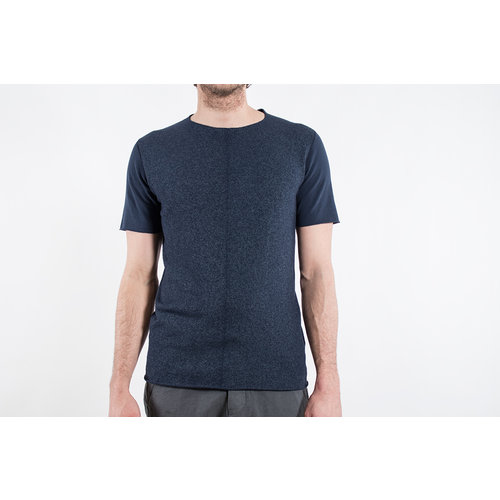 Hannes Roether Hannes Roether T-shirt / Kabine / Blauw