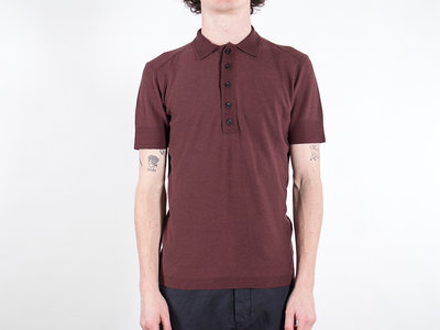 Hannes Roether Hannes Roether Polo / Prego / Rood