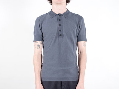 Hannes Roether Hannes Roether Polo shirt / Prego / Grey