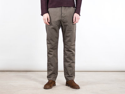 Hannes Roether Hannes Roether Trousers / Balda / Brown
