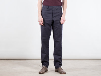 Hannes Roether Hannes Roether Trousers / Grinch / Grey