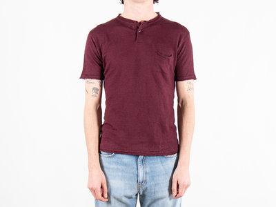 G.R.P. Firenze G.R.P. Firenze T-Shirt / Neo Henley / Rood