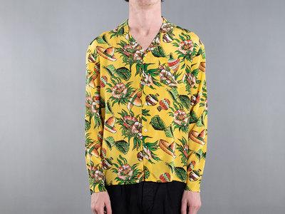 Fox Haus Fox Haus Shirt / Enchiladas Hawai / Yellow