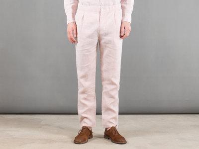 Fox Haus Fox Haus Trousers / Gava Stripes Pants / Red