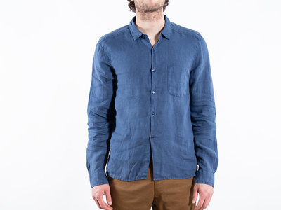 Fox Haus Fox Haus Shirt / Jungle Regular / Blue