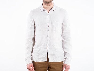 Fox Haus Fox Haus Shirt / Jungle Regular / Light grey