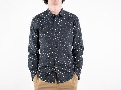 Fox Haus Fox Haus Shirt / Little Regular / Black