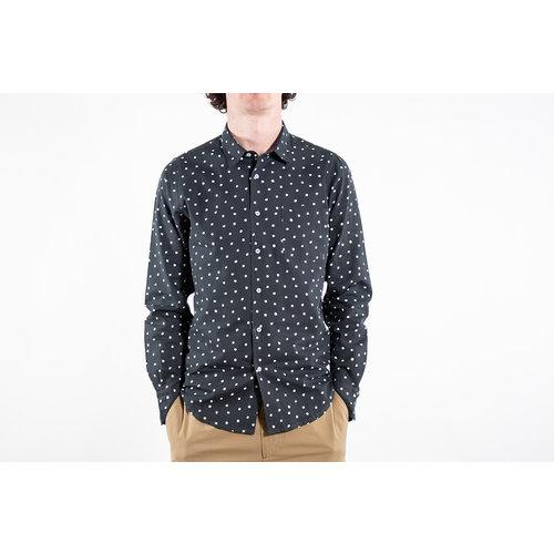 Fox Haus Fox Haus Overhemd / Little Regular / Zwart