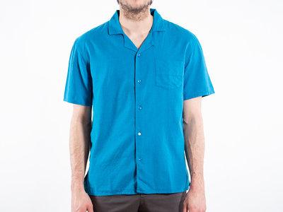 Fox Haus Fox Haus Shirt / Guajiro Hawaiian / Blauw