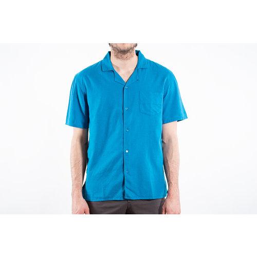 Fox Haus Fox Haus Shirt / Guajiro Hawaiian / Blue