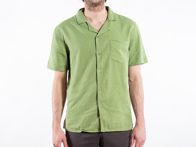Fox Haus Fox Haus Shirt / Guajiro Hawaiian / Groen