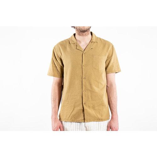 Fox Haus Fox Haus Shirt / Guajiro Hawaiian / Olive