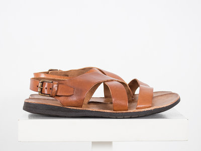 Brador Brador Sandal / 46518 Testa Capo / Brown