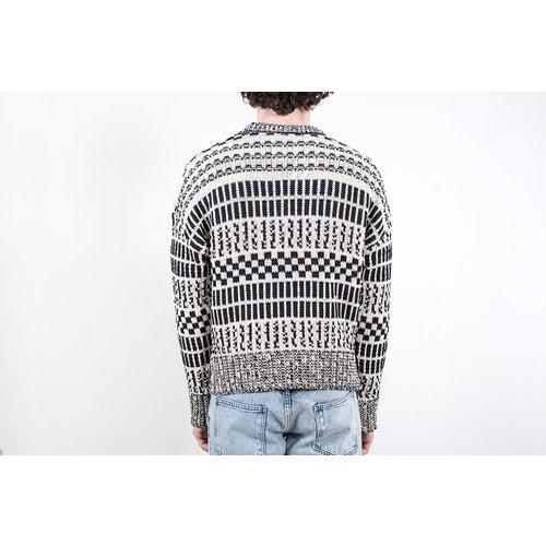 Ami Ami / Sweater / E19K020.009 / White