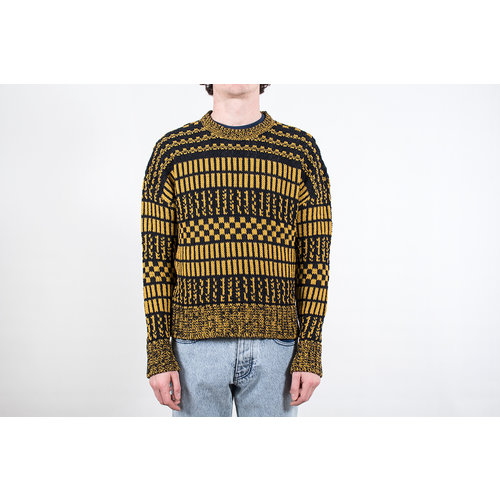 Ami Ami / Sweater / E19K020.009 / Yellow