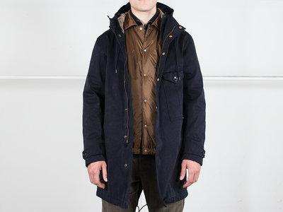 Ten-C Ten-C Coat / Cyclone Parka / Navy