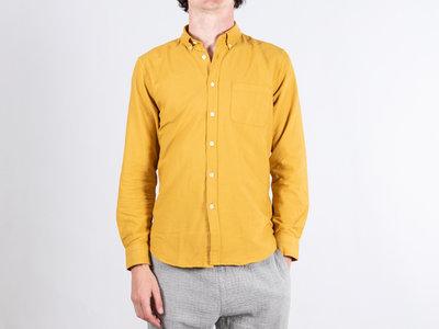 Portuguese Flannel Portuguese Flannel Overhemd / Belavista / Geel