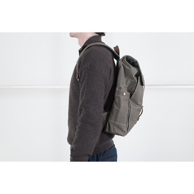 Property of.. Property of...Rugtas / Hector backpack / Groen