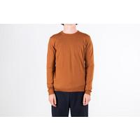 Roberto Collina Sweater / RB01001 / Orange Brown