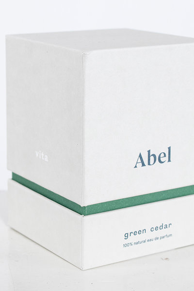 Abel Abel Parfum / Green Cedar / 15 ml