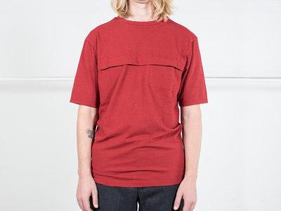 Fox Haus Fox Haus T-shirt / Red Chili / Red