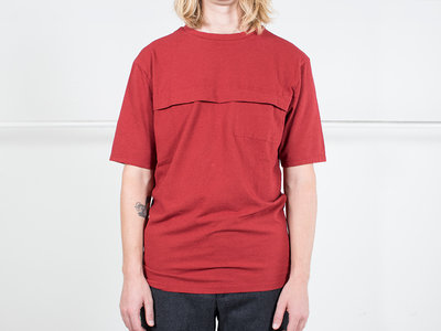 Fox Haus Fox Haus T-shirt / Red Chili / Rood