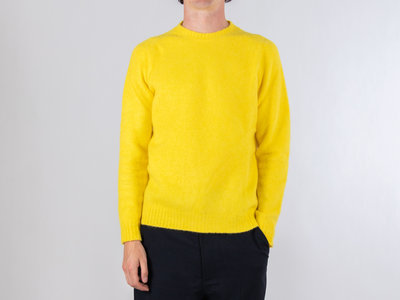 Roberto Collina Roberto Collina Sweater / RB29001 / Yellow