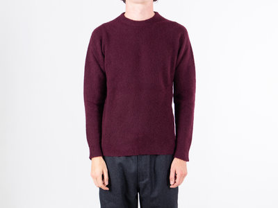 Roberto Collina Roberto Collina Sweater / RB32001 / Bordeaux