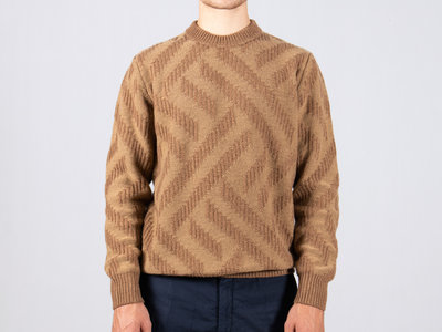 Roberto Collina Roberto Collina Sweater / RB11001 / Brown