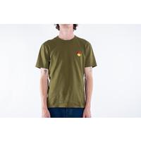 Ami T-Shirt / SMIJ109.702 / Olijfgroen