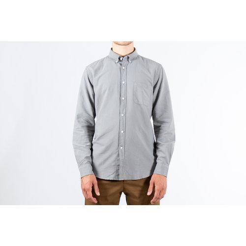 Portuguese Flannel Portuguese Flannel Shirt / Belavista / Light grey