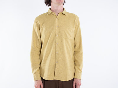 Portuguese Flannel Portuguese Flannel Shirt / Dijon / Yellow